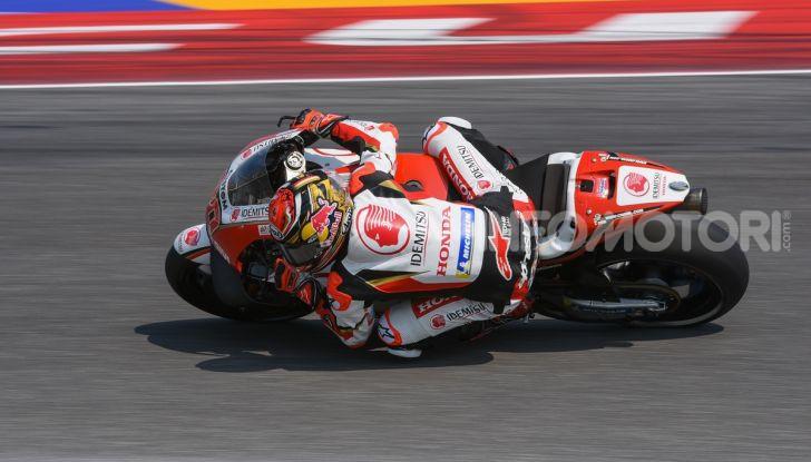 MotoGP 2019, Test Misano – Day 2: Quartararo di nuovo al vertice con la Yamaha Petronas davanti a Petrucci e Morbidelli - Foto 41 di 44