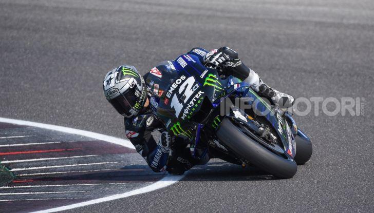 MotoGP 2019, Test Misano – Day 1: dominio Yamaha Petronas con Quartararo e Morbidelli, Rossi quinto - Foto 9 di 44