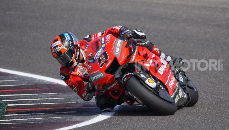 MotoGP 2019, Test Misano – Day 2: Quartararo di nuovo al vertice con la Yamaha Petronas davanti a Petrucci e Morbidelli - Foto 21 di 44