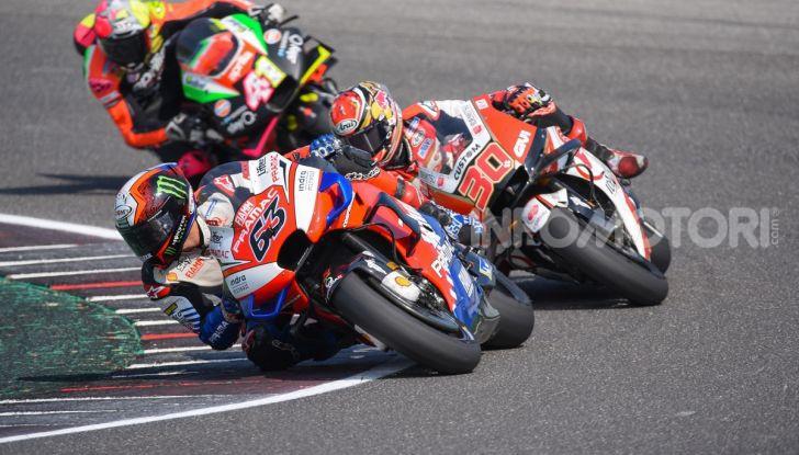 MotoGP 2019, Test Misano – Day 2: Quartararo di nuovo al vertice con la Yamaha Petronas davanti a Petrucci e Morbidelli - Foto 44 di 44