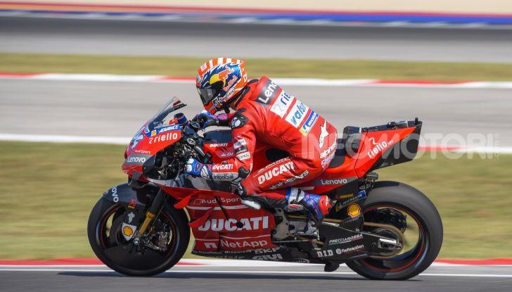 MotoGP 2019, Test Misano – Day 2: Quartararo di nuovo al vertice con la Yamaha Petronas davanti a Petrucci e Morbidelli - Foto 17 di 44