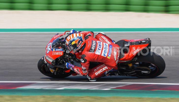 MotoGP 2019, Test Misano – Day 1: dominio Yamaha Petronas con Quartararo e Morbidelli, Rossi quinto - Foto 16 di 44
