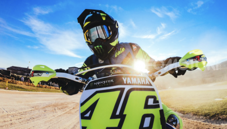 Dainese organizza un weekend al ranch insieme a Valentino Rossi - Foto 2 di 4