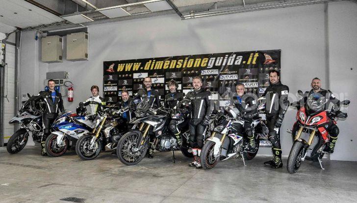 DimensioneGuida: i corsi di guida moto in pista tra divertimento e sicurezza - Foto 4 di 54