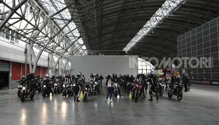 DimensioneGuida: i corsi di guida moto in pista tra divertimento e sicurezza - Foto 38 di 54
