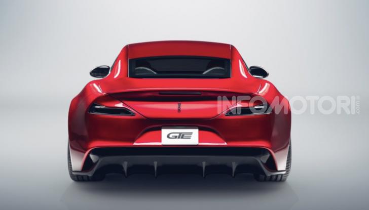 Drako GTE: la coupé quattro posti da 1200 cavalli - Foto 4 di 8