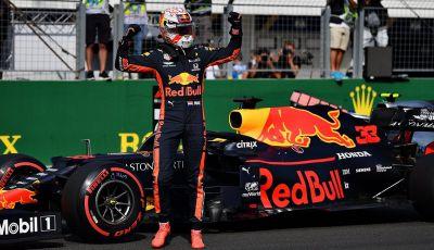 F1 2019, GP d'Ungheria: Max Verstappen firma la prima pole della carriera all'Hungaroring