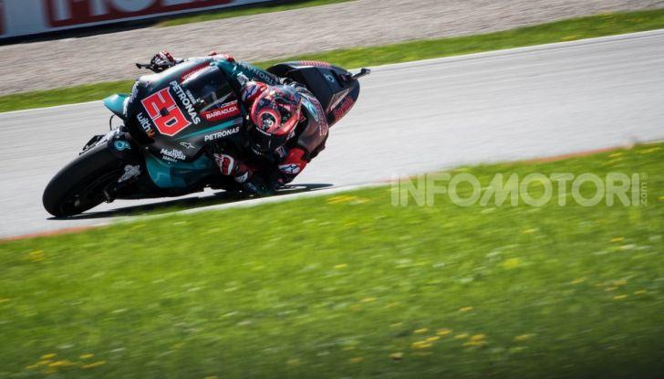 MotoGP 2019, GP d'Austria: Marquez davanti a tutti nelle libere del venerdì, Dovizioso a terra - Foto 16 di 19