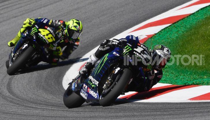 MotoGP 2019, GP d'Austria: Marquez davanti a tutti nelle libere del venerdì, Dovizioso a terra - Foto 12 di 19