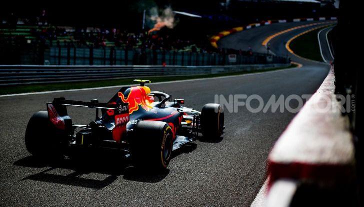 F1 2019, GP del Belgio: Leclerc vola nelle qualifiche di Spa-Francorchamps e centra la pole davanti a Vettel e alle Mercedes - Foto 11 di 17
