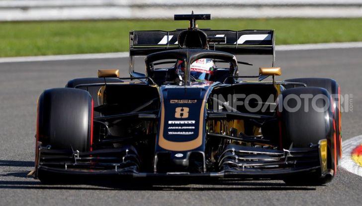 F1 2019, GP del Belgio: la Ferrari torna in vetta nelle libere di Spa-Francorchamps con Leclerc davanti a Vettel - Foto 15 di 17