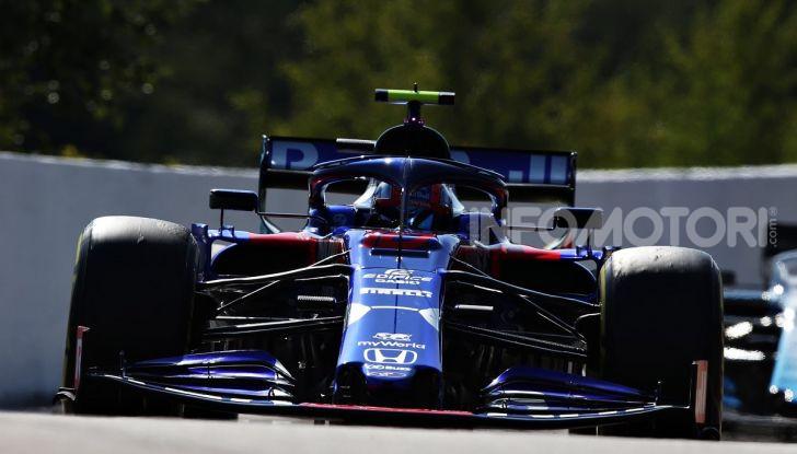 F1 2019, GP del Belgio: la Ferrari torna in vetta nelle libere di Spa-Francorchamps con Leclerc davanti a Vettel - Foto 16 di 17
