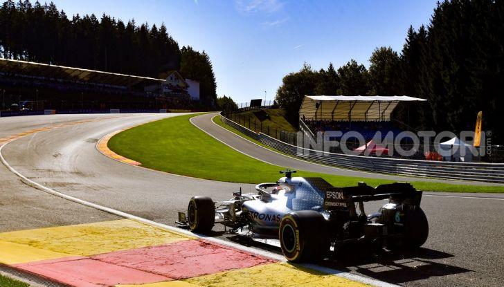 F1 2019, GP del Belgio: Leclerc vola nelle qualifiche di Spa-Francorchamps e centra la pole davanti a Vettel e alle Mercedes - Foto 9 di 17
