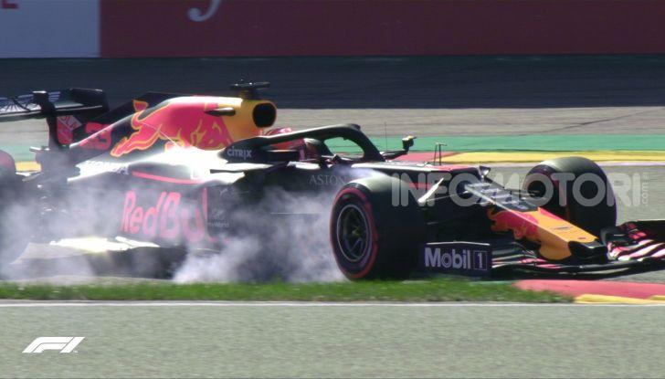 F1 2019, GP del Belgio: Leclerc vola nelle qualifiche di Spa-Francorchamps e centra la pole davanti a Vettel e alle Mercedes - Foto 10 di 17