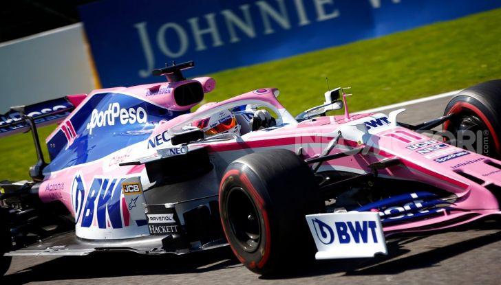 F1 2019, GP del Belgio: Leclerc vola nelle qualifiche di Spa-Francorchamps e centra la pole davanti a Vettel e alle Mercedes - Foto 17 di 17