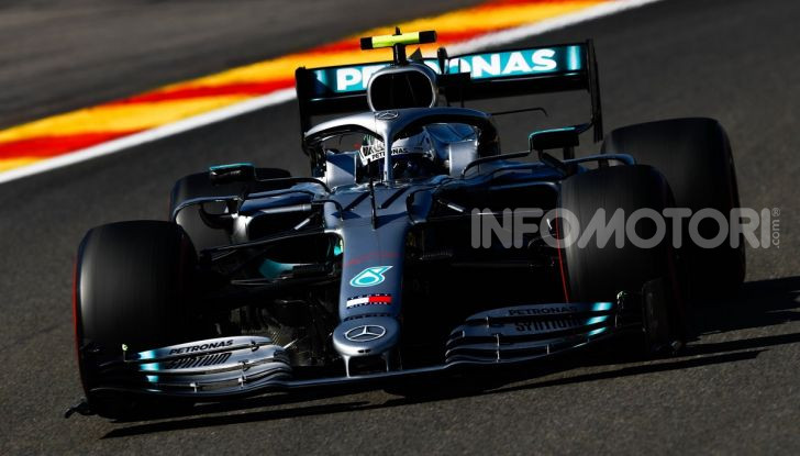 F1 2019, GP del Belgio: Leclerc vola nelle qualifiche di Spa-Francorchamps e centra la pole davanti a Vettel e alle Mercedes - Foto 5 di 17