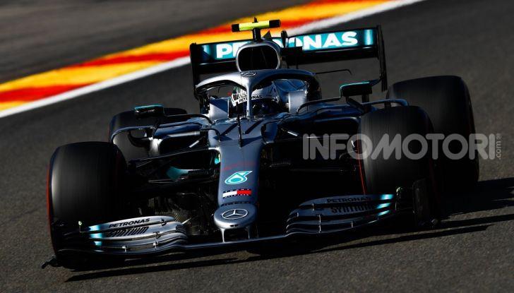 F1 2019, GP del Belgio: Leclerc centra la sua prima vittoria in Ferrari a Spa-Francorchamps - Foto 5 di 17