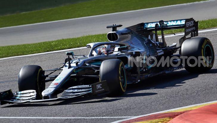 F1 2019, GP del Belgio: la Ferrari torna in vetta nelle libere di Spa-Francorchamps con Leclerc davanti a Vettel - Foto 8 di 17
