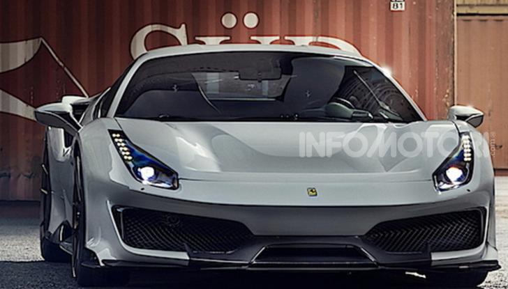 Ferrari 488 Pista: il ritocco di Novitec la porta a 802 CV di potenza - Foto 3 di 3