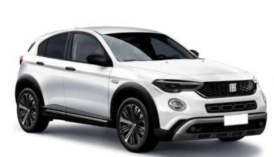 Il nuovo Crossover Fiat: un SUV su base Tipo per il 2021