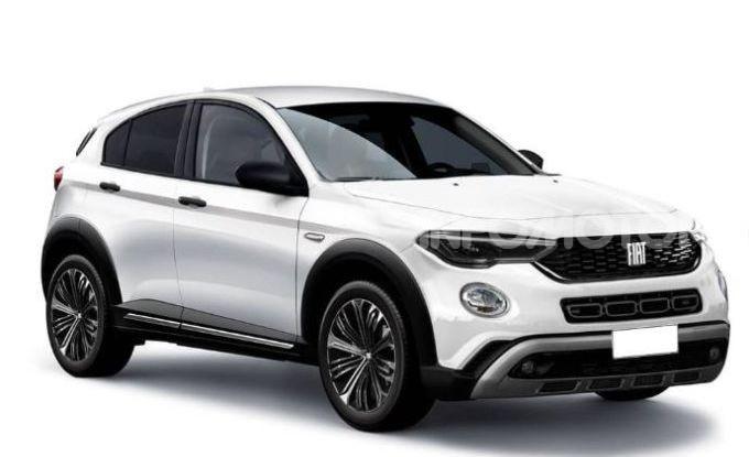 Il nuovo Crossover Fiat: un SUV su base Tipo per il 2021 - Foto 1 di 12