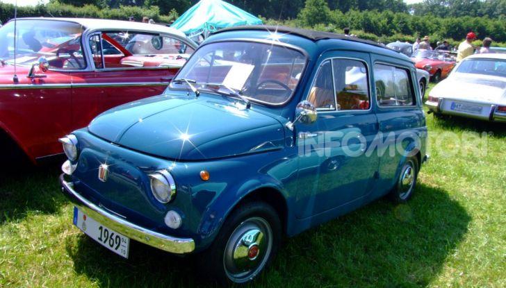 Fiat 500 Giardiniera, torna la segmento C di Fiat per sostituire 500L - Foto 3 di 3