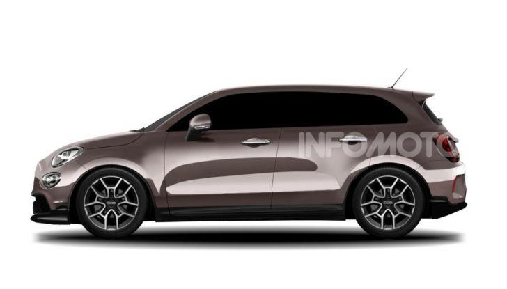 Fiat 500 Giardiniera, torna la segmento C di Fiat per sostituire 500L - Foto 1 di 3