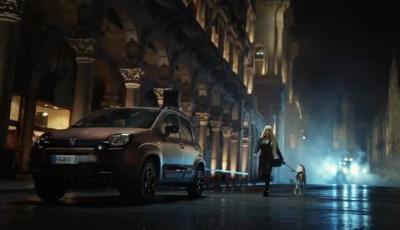La Fiat Panda Trussardi debutta nel video di Ava Max