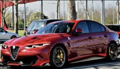 Alfa Romeo Giulia GTA 2020: la sportiva del Biscione da 620 CV