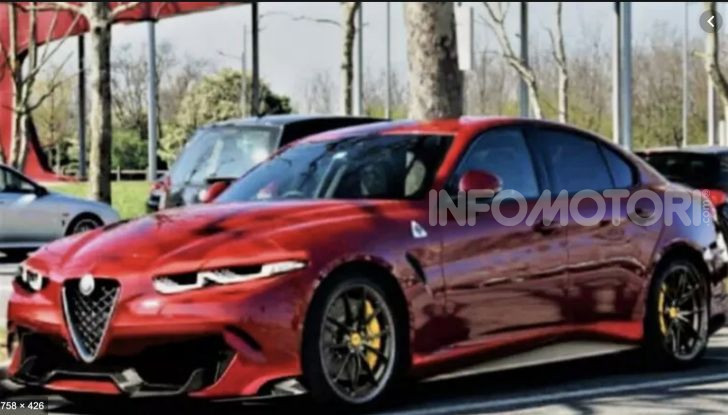 Alfa Romeo Giulia Restyling, la berlina potrebbe mutare verso SZ e Tonale - Foto 2 di 7