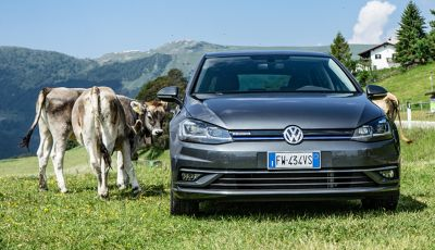 Prova Volkswagen Golf TGI: La Strada in Streaming!