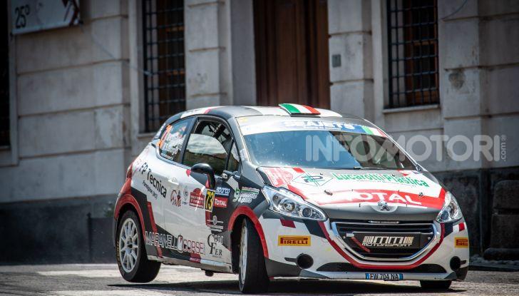 Peugeot Competition 208 Rally Cup TOP – In Friuli inizia la volata - Foto 2 di 5