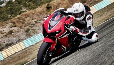 Honda: una CBR 1000 Fireblade tutta nuova per conquistare il Mondiale Superbike