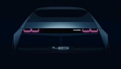 Hyundai Concept EV 45 debutta al Salone di Francoforte