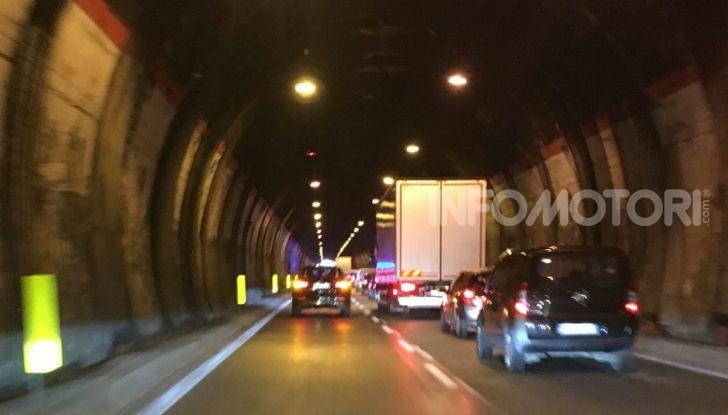 Traforo del Gran Sasso chiuso per lavori dal 30 settembre al 4 ottobre - Foto 9 di 13
