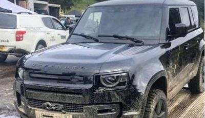 Nuovo Land Rover Defender 2020: le spy photo in pista e su strada