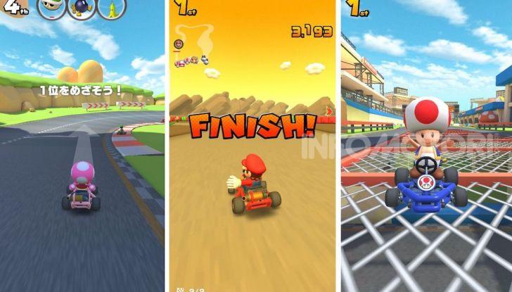 Mario Kart Tour su iOS e Android dal 25 settembre - Foto 5 di 5
