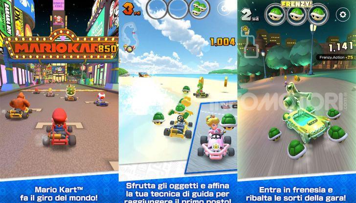Mario Kart Tour su iOS e Android dal 25 settembre - Foto 4 di 5