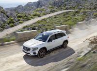 Nuovo Mercedes GLB: prezzi e motori del SUV 7 posti