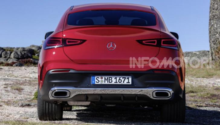 Mercedes GLE Coupé, arriva la seconda generazione - Foto 1 di 11