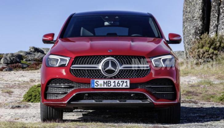 Mercedes GLE Coupé, arriva la seconda generazione - Foto 10 di 11
