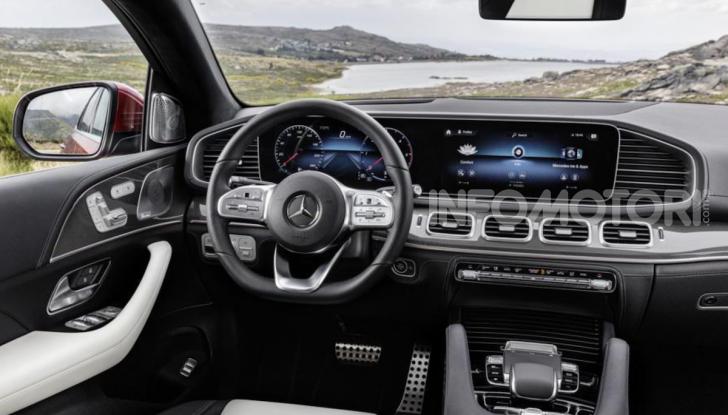 Mercedes GLE Coupé, arriva la seconda generazione - Foto 11 di 11
