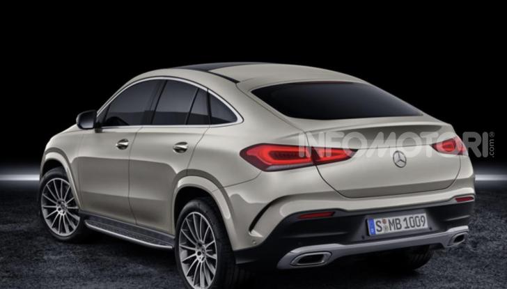 Mercedes GLE Coupé, arriva la seconda generazione - Foto 2 di 11