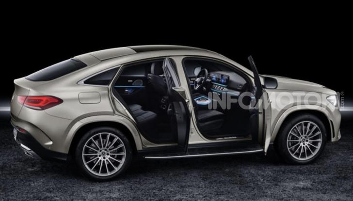 Mercedes GLE Coupé, arriva la seconda generazione - Foto 3 di 11