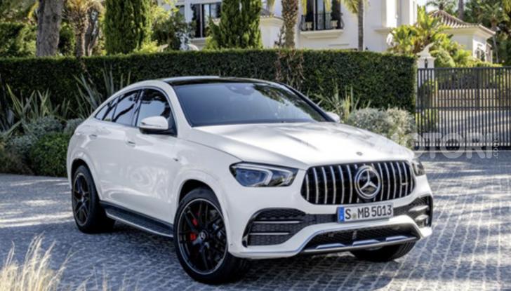 Mercedes GLE Coupé, arriva la seconda generazione - Foto 4 di 11