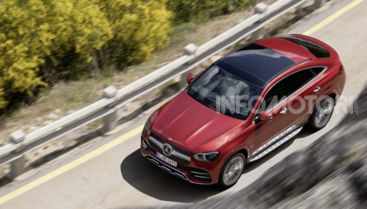 Mercedes GLE Coupé, arriva la seconda generazione - Foto 6 di 11