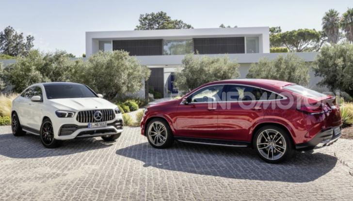 Mercedes GLE Coupé, arriva la seconda generazione - Foto 8 di 11