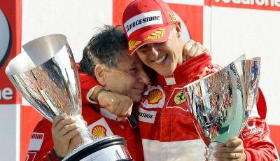 """F1, Jean Todt su Michael Schumacher: """"Non c'è più comunicazione"""""""