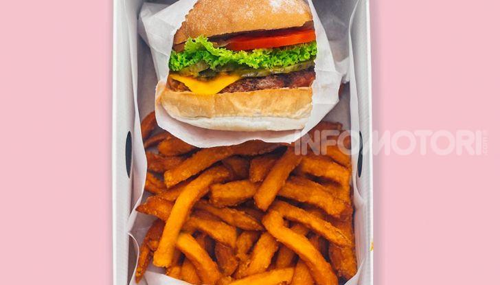 Neat Burger, la catena di fast food vegano con Lewis Hamilton - Foto 7 di 18