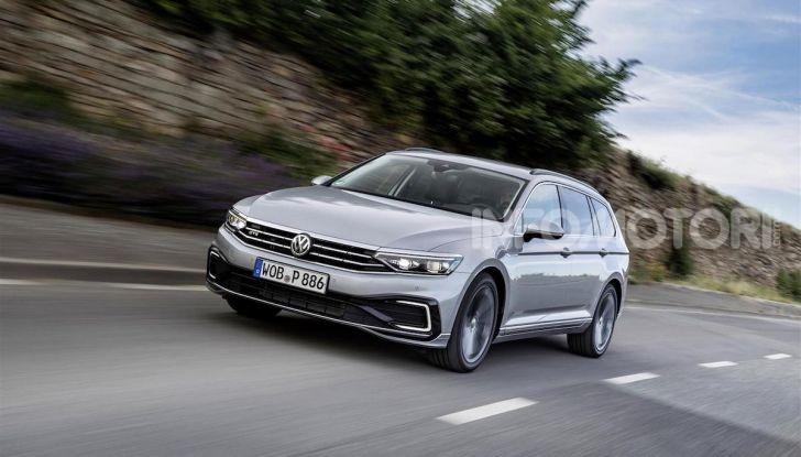 Nuova Volkswagen Passat GTE: instancabile e rispettosa dell'ambiente - Foto 3 di 10